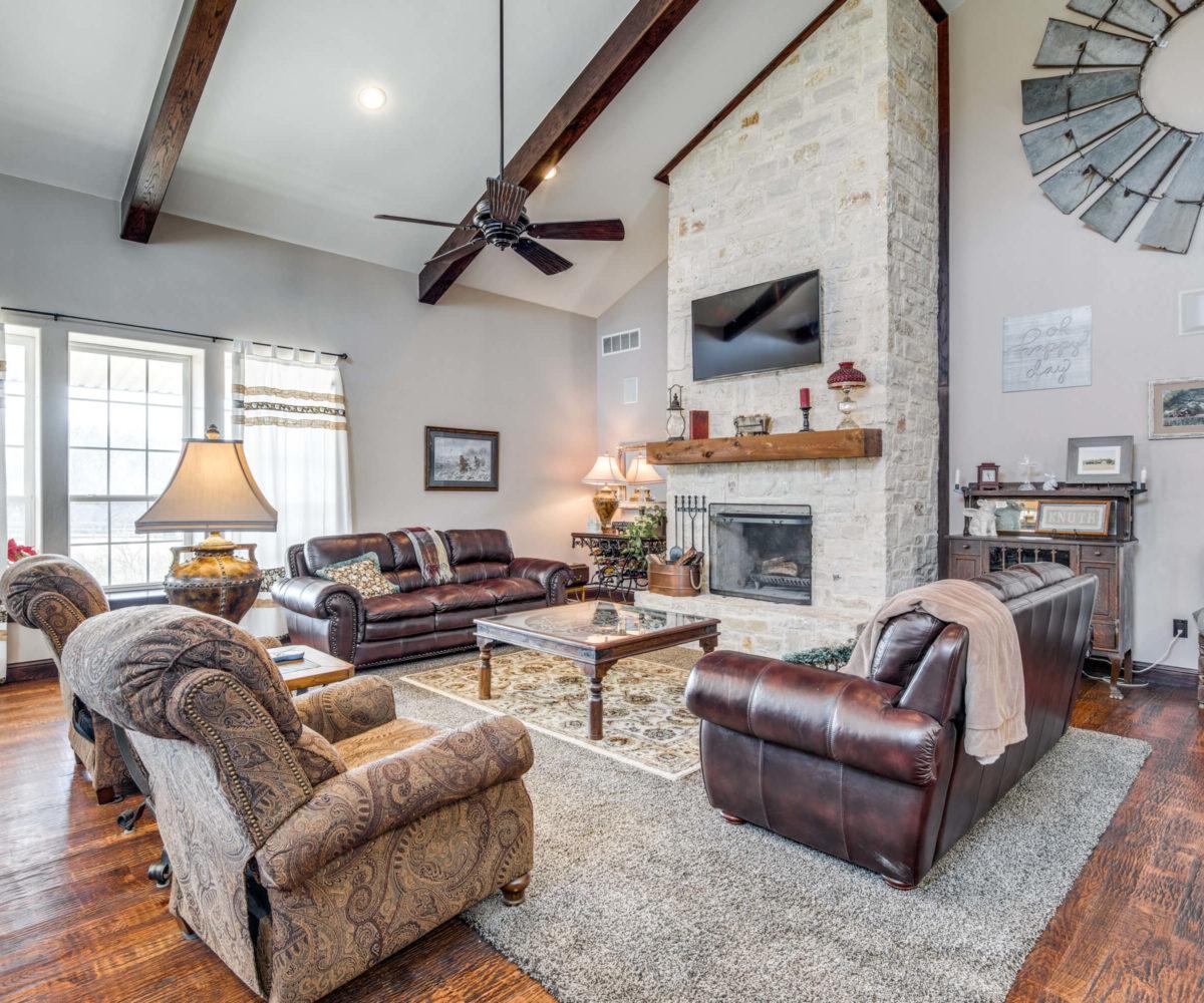 living-room-fireplace-rock-windmill