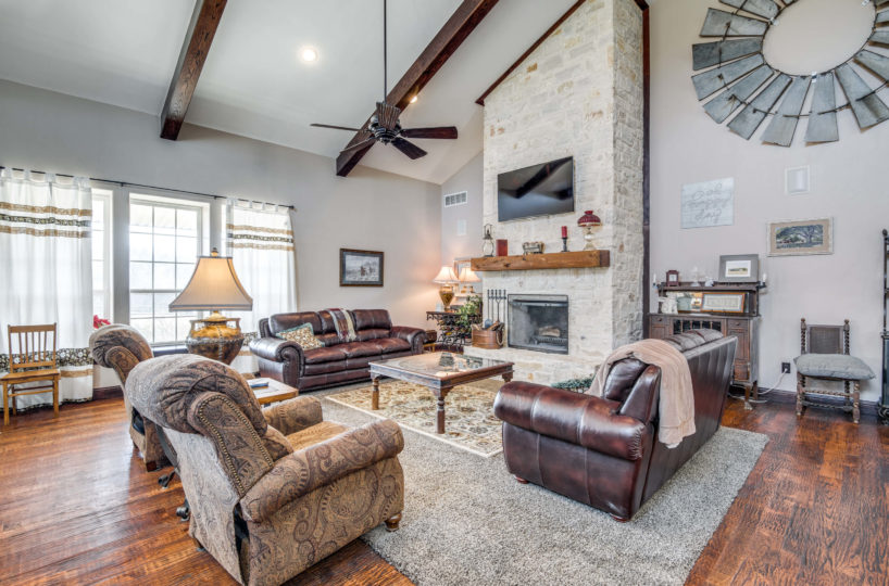 living-room-fireplace-rock-windmill